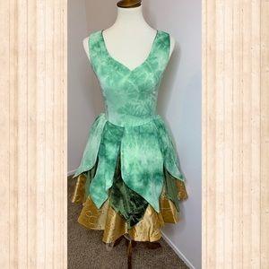 Dresses & Skirts - Tinkerbell Inspired 1950s Dapper Day Dress
